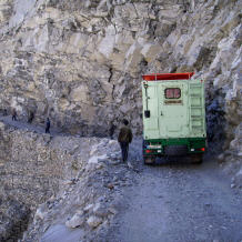 Out in Africa - Spiti Valley